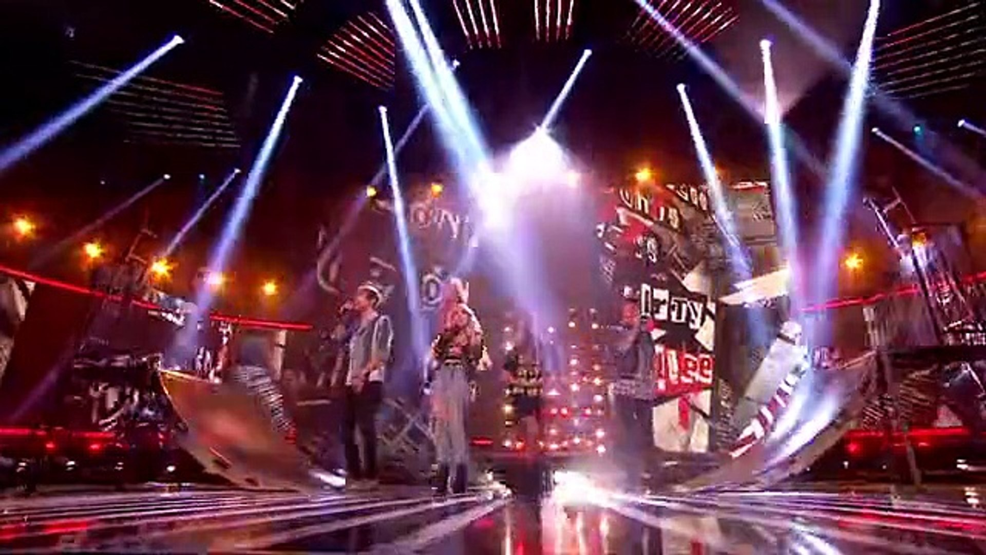 Only The Young sing Come On Eileen - Live Week 2 - The X Factor UK 2014 - Official Channel