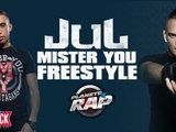 Jul et Mister You en freestyle dans Planète Rap