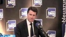 Christian Estrosi contre la privatisation de l'aéroport de Nice sur France Bleu Azur