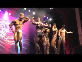 BODYBUILDERS - MUSCLEMANIA UK 2010