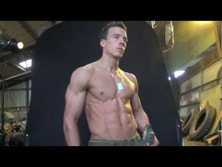 SUPER LEAN JAMES ST LEGER - AMAZING ABS