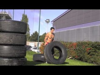 TYRE STACKING STRENGTH CHALLENGE