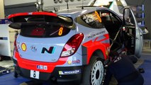 WRC 2014 Rally Stage 13. Monte-Carlo. (RUS)