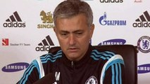 Jose Mourinho: Thibaut Courtois is out of tomorrow's clash