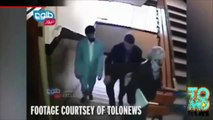 Suicide bomb attack - Kabul suicide bomber caught on camera.