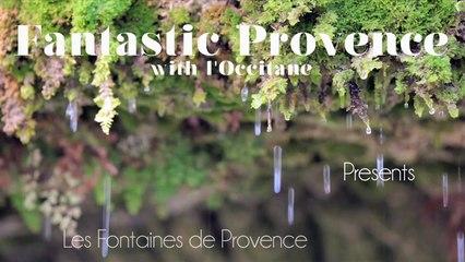 Brunnen und Quellen der Provence