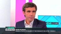 Le PS sous-représenté sur France 2 ? David Pujadas répond
