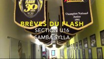 Brèves du Flash - Samba Sylla