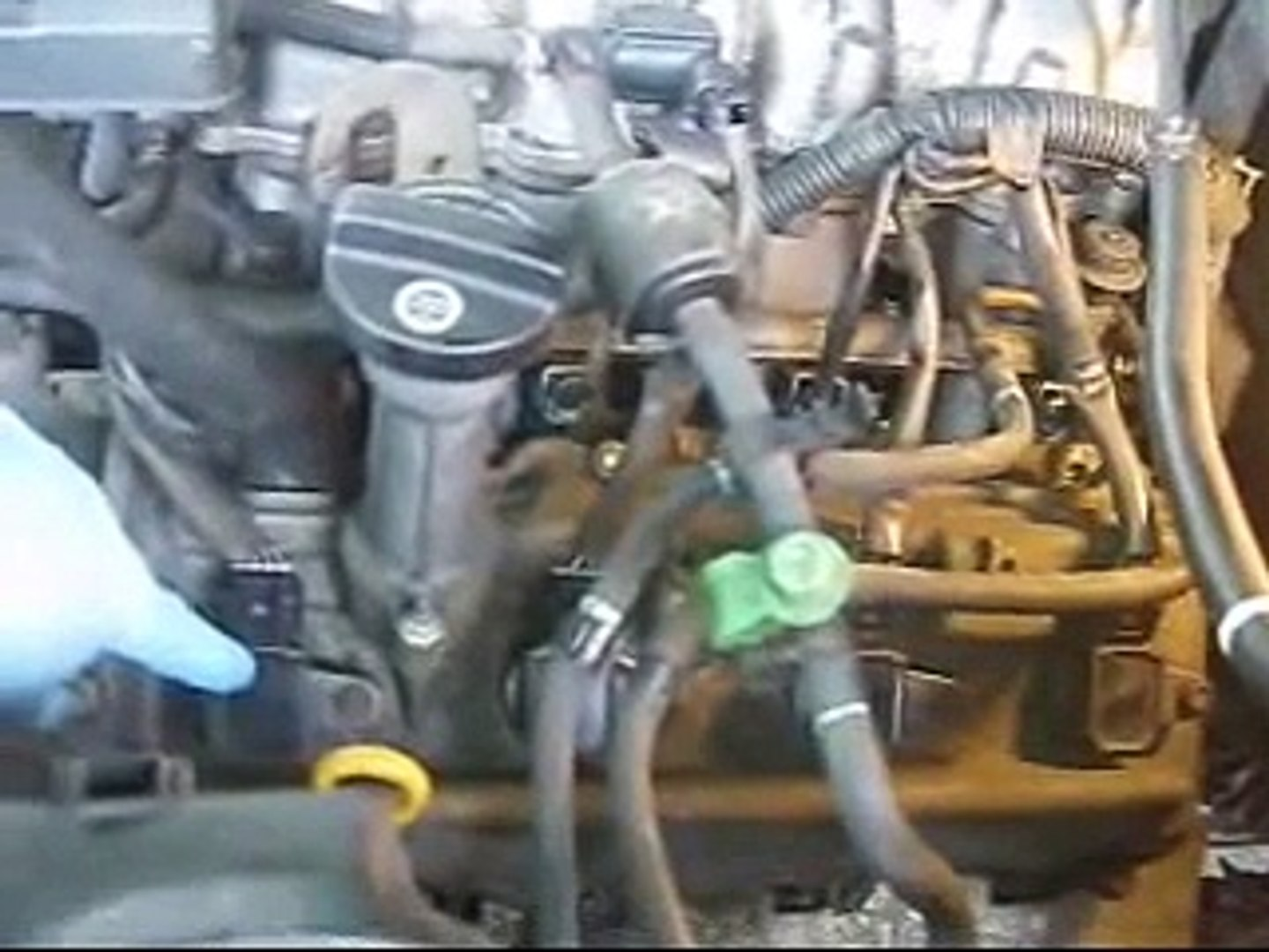 How to Fix engine (Coil) Cylinder Misfire - Toyota Tundra(2004 yr) 4 7liter  V8 iForce[