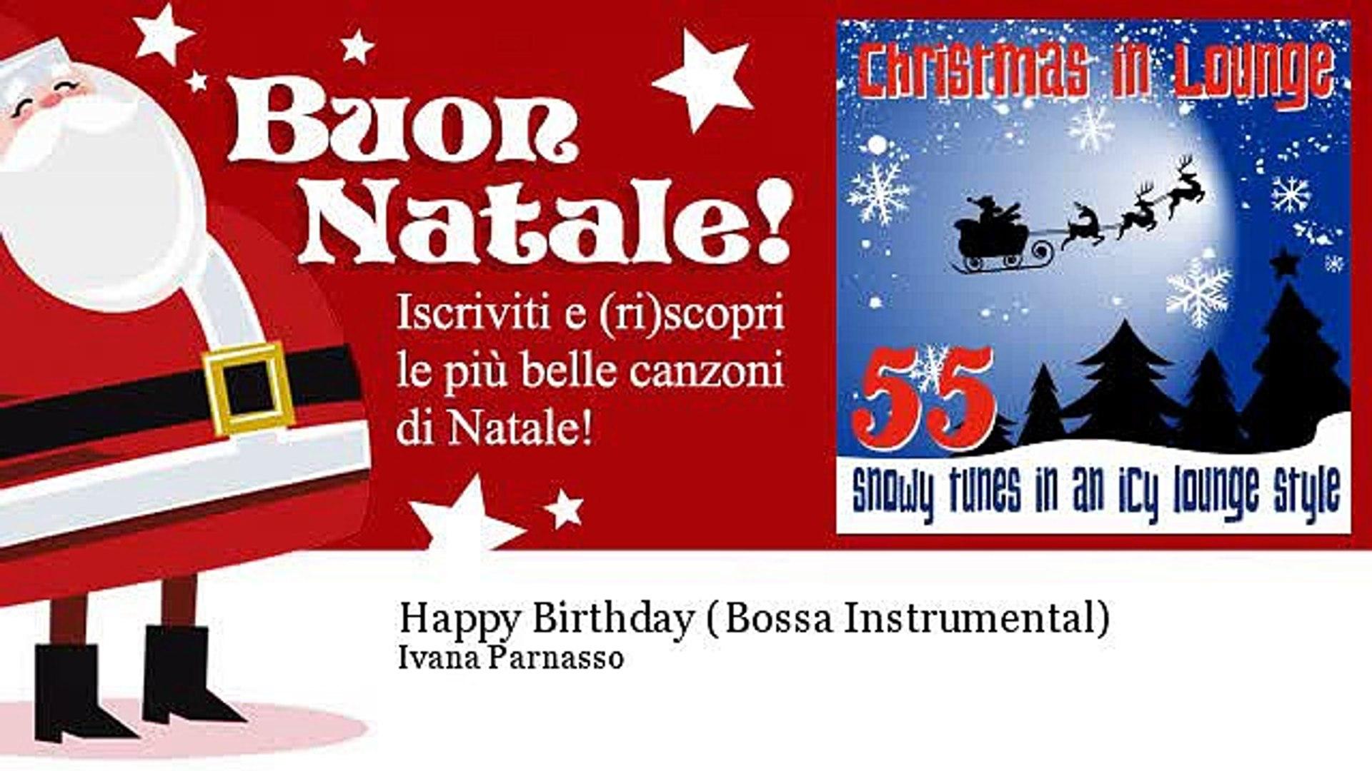 Ivana Parnasso - Happy Birthday - Bossa Instrumental