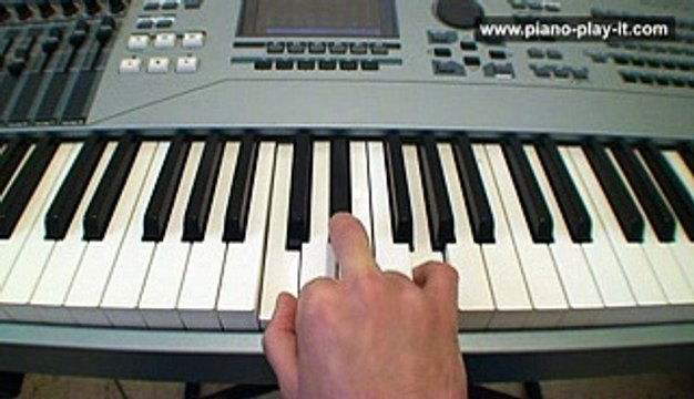 Minor Chords Piano Lessons