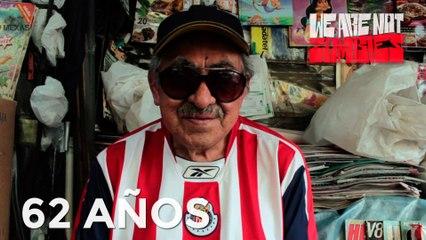 62 Años | Mexas