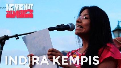 Indira Kempis | Chingonas