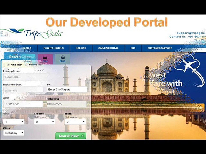 B2B Travel Portal   B2B Travel Portal for Travel Agency