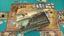"""Vidéorègle #383: Le jeu de société """"Expedition Northwest Passage"""""""