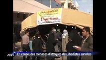 Irak: afflux de pèlerins musulmans chiites à Kerbala