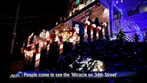 People come to see the 'Miracle on 34th Street' in Baltimore