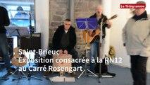 Saint-Brieuc. Exposition consacrée à la RN12 au Carré Rosengart