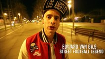 Learn Street Football skills   Triple AKKA with Edward van Gills