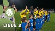 Chamois Niortais - FC Sochaux-Montbéliard (0-1)  - Résumé - (NIORT-FCSM) / 2014-15