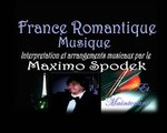MAXIMO SPODEK, ET MAINTENANT, FRANCE ROMANTIQUE MUSIQUE, PIANO ET ENSEMBLE INSTRUMENTAL