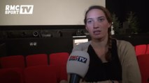RMC Sport Games / Camille Muffat réagit à son Award d'honneur - 14/12