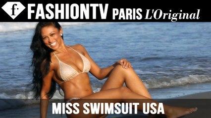 "Miss Swimsuit USA Model Search 2013 Part 3 | Ladyhwak ""Blue Eyes"" | FashionTV HOT"