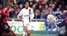 Le but qui permet à Ronaldinho de devenir président de l'Office du Tourisme avant Guingamp-PSG