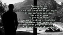 All Of Me (Piano instrumental) John Legend - video dailymotion