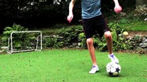Learn 3 EPIC Freestyle Football Skills - Football/Soccer Juggling & Ground Moves Tutorial