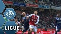 But Aissa MANDI (78ème) / Stade de Reims - Evian TG FC (3-2) - (SdR - ETG) / 2014-15