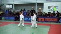 Tournoi de judo inter-clubs à Nontron