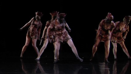 """""""Nosocomephobia - Fear of hospitals"""": Explained in dance! Brenna Crowley & Zilla Dance Ensemble"""