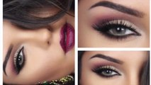 Night Out Makeup Tutorial Plum Lips Bold Lips New