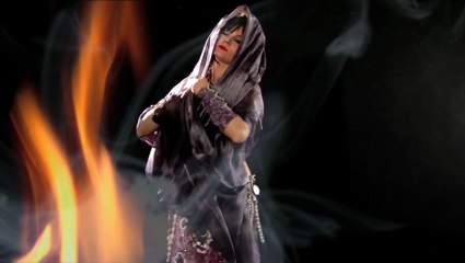 """""""Voodoo Priestess"""" belly dance music video by Life Is Cake - Tanna Valentine"""