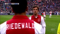Pays-Bas - El Ghazi marque pour l'Ajax après 26 secondes