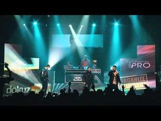 Xir Gökdeniz & Sancak & Rapozof - Sen Dur Yerinde  (OO3 Fest / Live Performance)