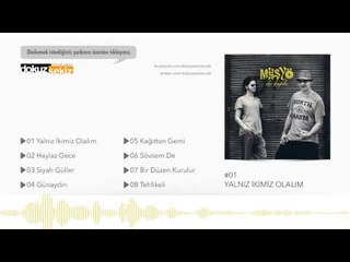 Mösyö - Yalnız İkimiz Olalım  (Official Audio)