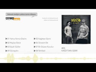 Mösyö feat. Laedri - Kağıttan Gemi (Official Audio)