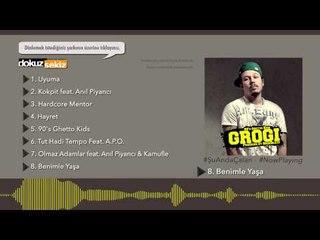 Grogi - Benimle Yaşa (Official Audio)