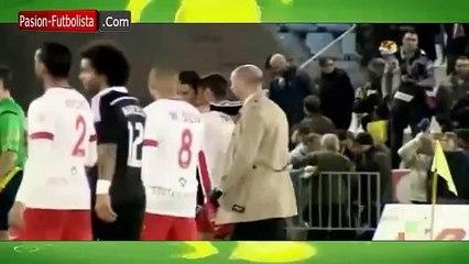 Le garde du corps de Cristiano Ronaldo !
