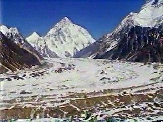 The Mighty Karakoram Moutains
