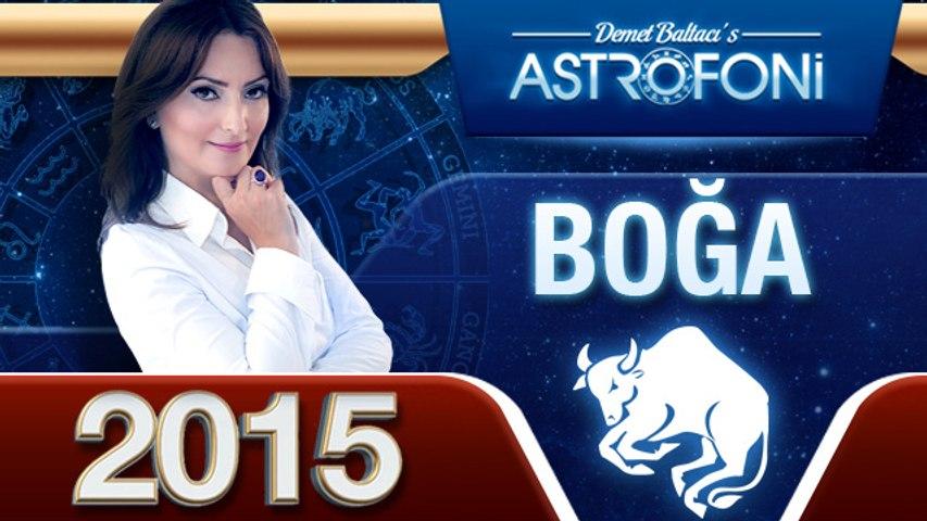 BOĞA Burcu 2015 genel astroloji ve burç yorumu videosu