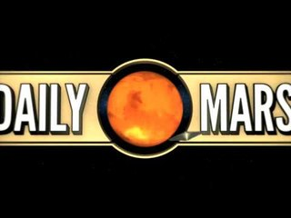 Bienvenue sur la planète Mars !