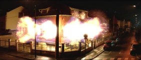 Effets spéciaux explosions : Un illustre inconnu