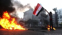 Egypt refers hundreds of Morsi supporters to military tribunals