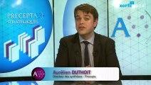 Aurélien Duthoit, Xerfi Canal Sur le web, trop de pub tue la pub