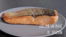 Comment griller un pavé de saumon pour une belle coloration ? - Gourmand