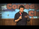 Jokes About Sharks: Eddie Pence Tells Funny Shark Jokes! - Stand Up Comedy