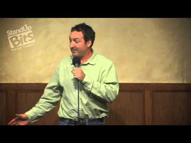 Irish Jokes: Bill Devlin Tells Funny Irish Jokes! - Stand Up Comedy